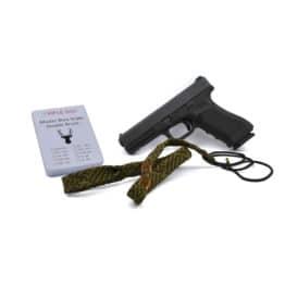 Kurzwaffe Boresnake Pistooli
